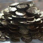 Coins, glorious coins!