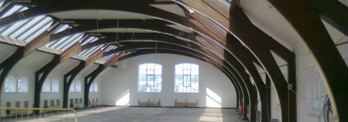 Transforming The Symington Building