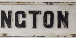 Wellington Yard sign